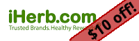 Image: iHerb, Trusted Brands, Healthy Rewards, $10 off first order! - http://www.iherb.com/?rcode=HBN436