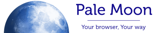 Image: Pale Moon, Your browser, Your way - http://www.palemoon.org/